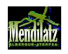 Albergue Mendilatz está situado en el Pirineo. BTT Pirineo Navarro