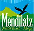 Hostal Mendilatz está situado en el Pirineo. BTT Pirineo Navarro